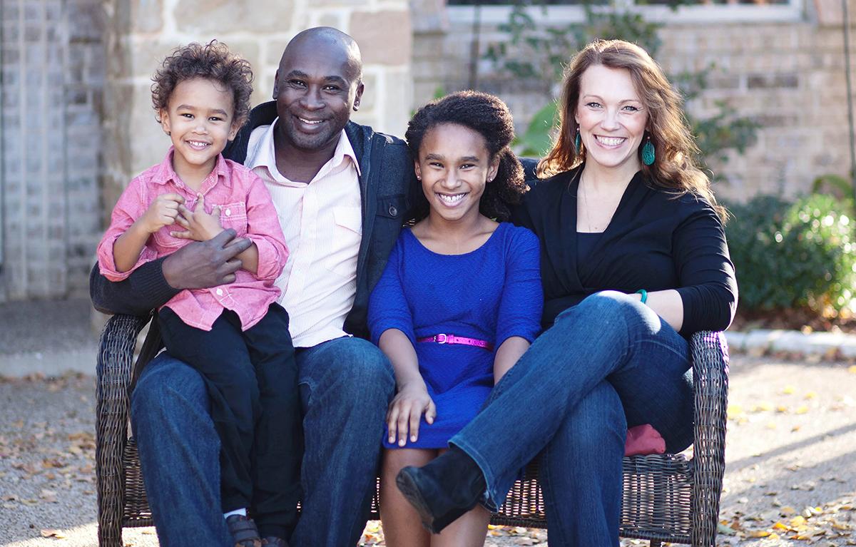 Ndjerareou Family