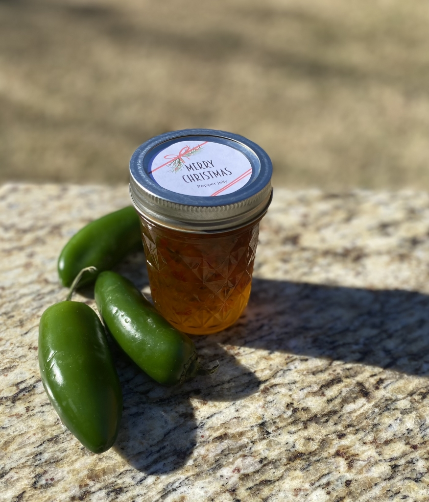 Sweet & Spicy Pepper Jelly Recipe